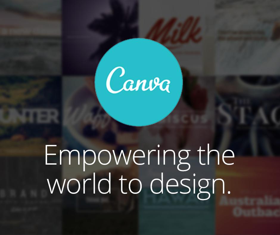 Aplikasi desain CV online gratis Canva