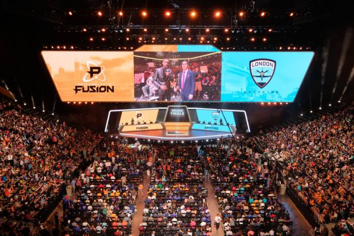 Turnamen Overwatch League 2019