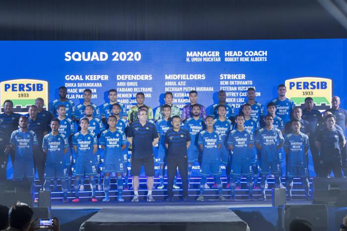 Skuad Persib Bandung Liga 1 2020