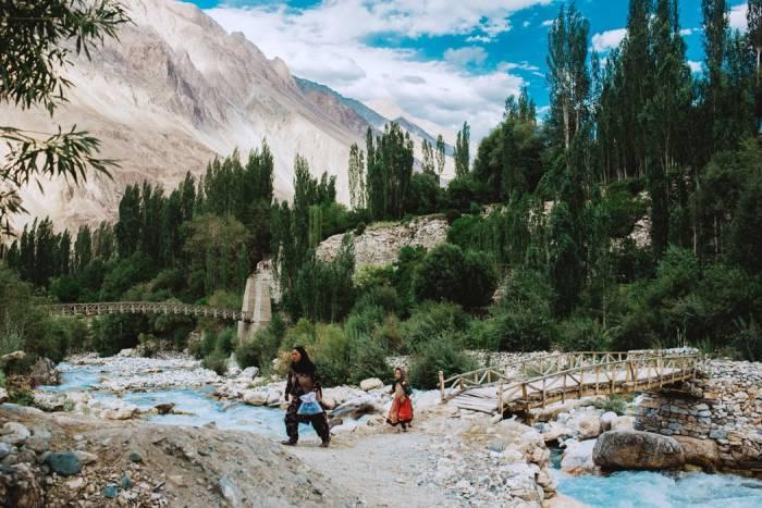 Wisata Kashmir