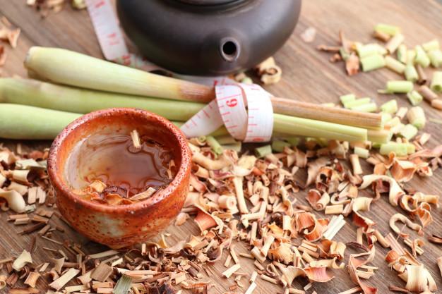 Serai yang dijadikan untuk bahan minuman herbal