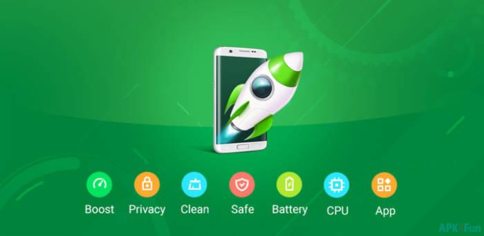 Aplikasi penghapus junk file Android Max Optimizer