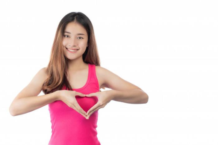 ciri-ciri puting payudara yang normal