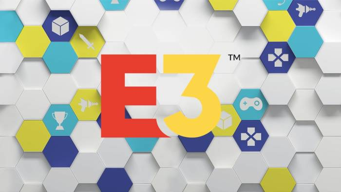 Logo acara E3 2020