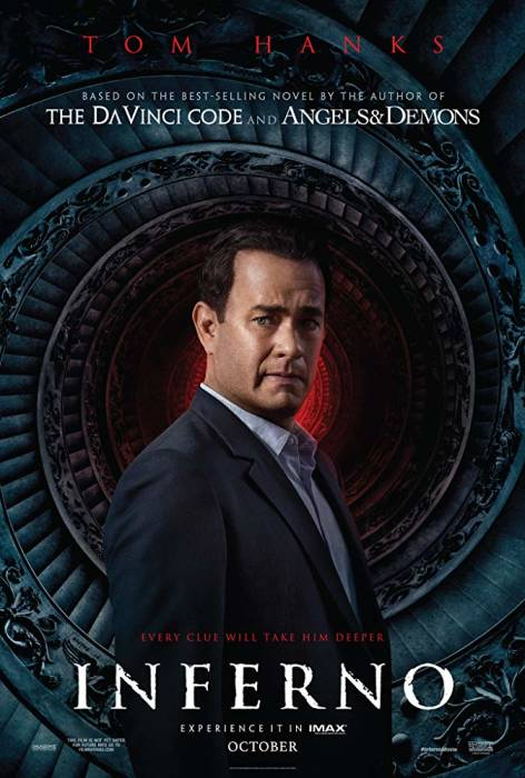 Tom Hanks dalam Inferno