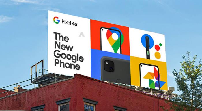 Bocoran iklan Google Pixel 4a