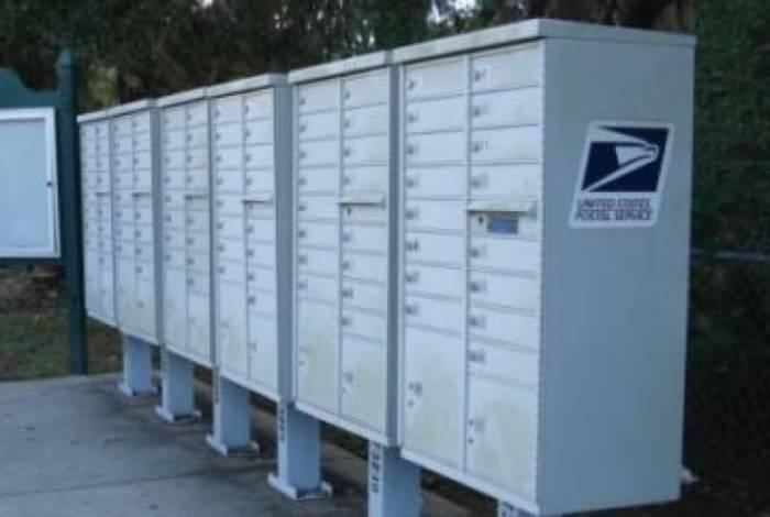 Mail box untuk lingkungan Elder Circle