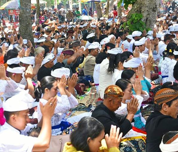 Tradisi unik umat Hindu Hari Raya Nyepi Jalani Dhipuja di Malang