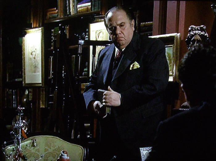 Detektif Nero Wolfe yang jarang keluar rumah