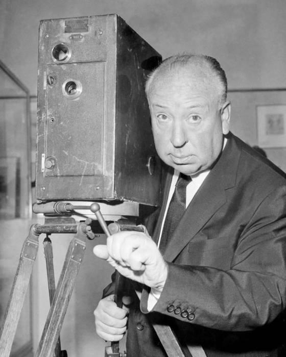 Sosok Alfred Hitchcock di film suspense dan thriller