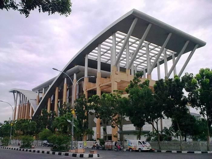 Perpustakaan terkeren Indonesia Balai Pustaka Soeman Hasibuan