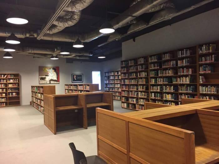 Perpustakaan terbaik di Indonesia Freedom Institute Jakarta
