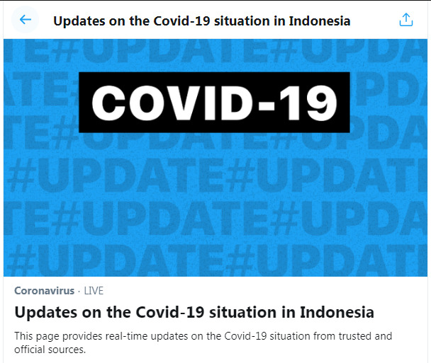 Twitter COVID-19