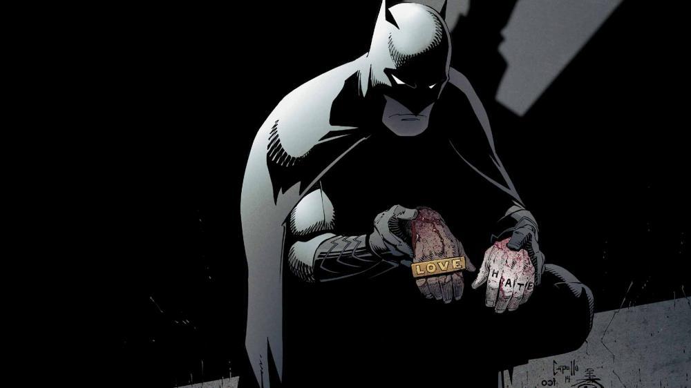 Batman, karakter dari komik Amerika, DC Comics