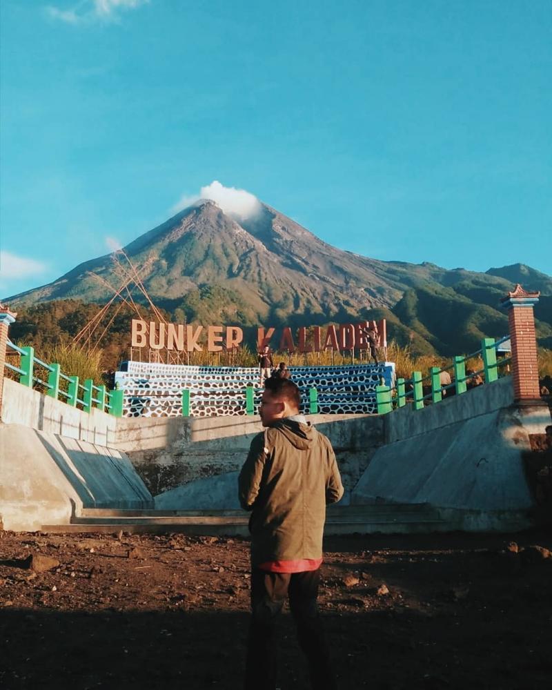 tempat wisata di Gunung Merapi