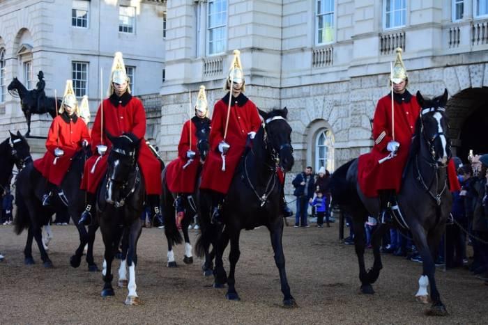 Istana Buckingham.