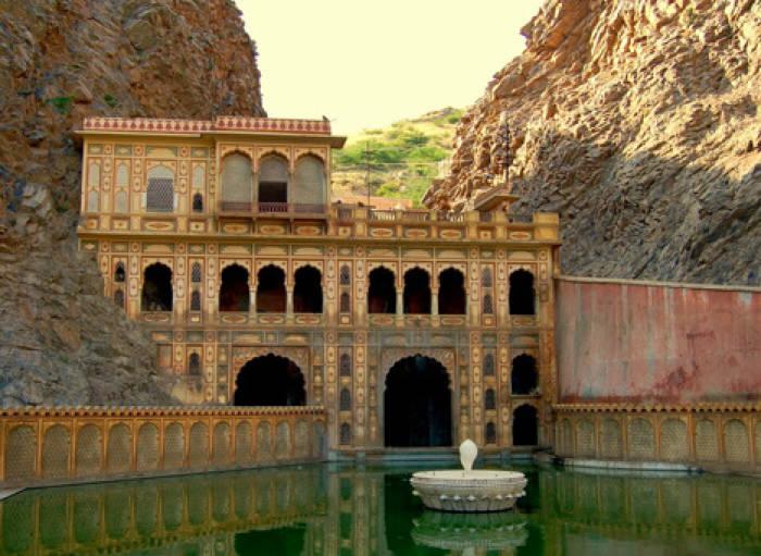 tempat wisata spiritual di India