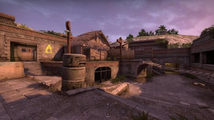 Map Chlorine di CS:GO