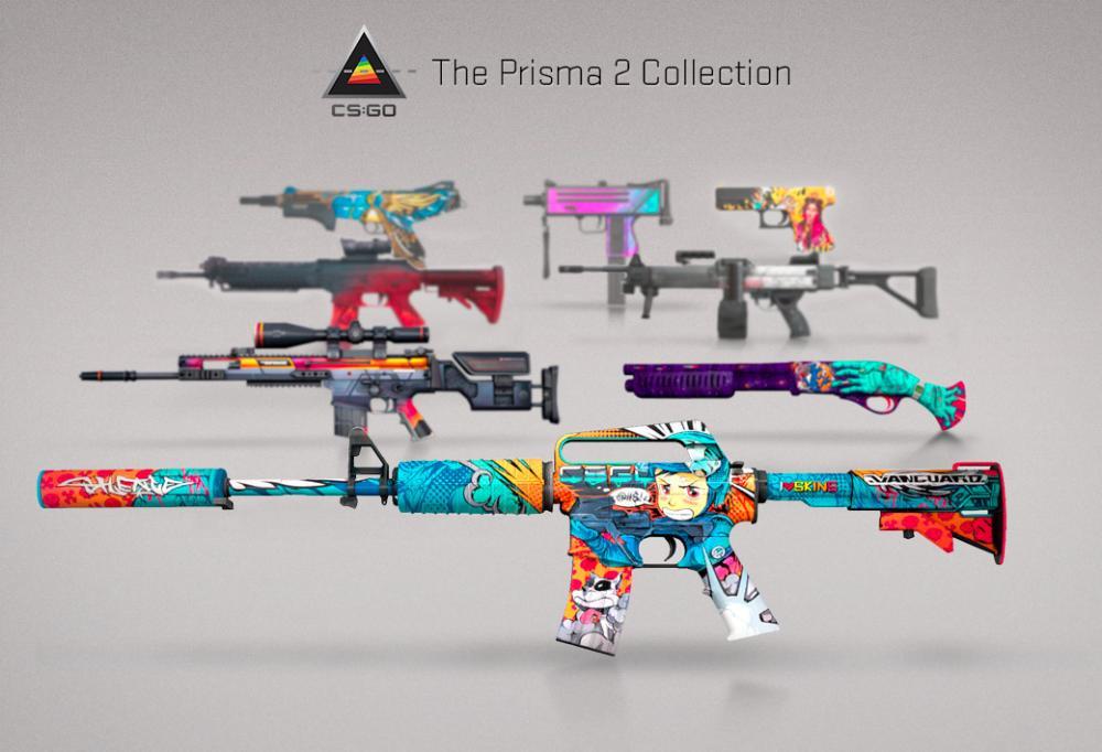 Skin di Prisma 2 Case CS:GO