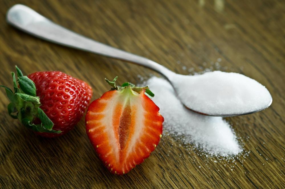 menghilangkan ketombe dengan gula pasir