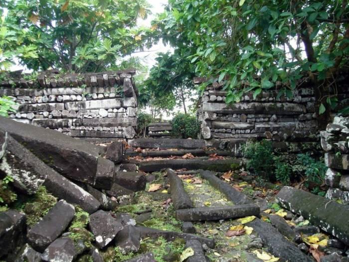 Kota Misterius Nan Madol