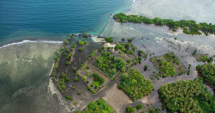 Kota Nan Madol, Sebuah Reruntuhan Kota Misterius.