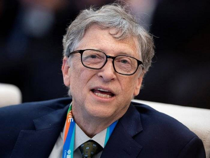 Pendiri Microsoft, Bill Gates (photo/REUTERS Archive)