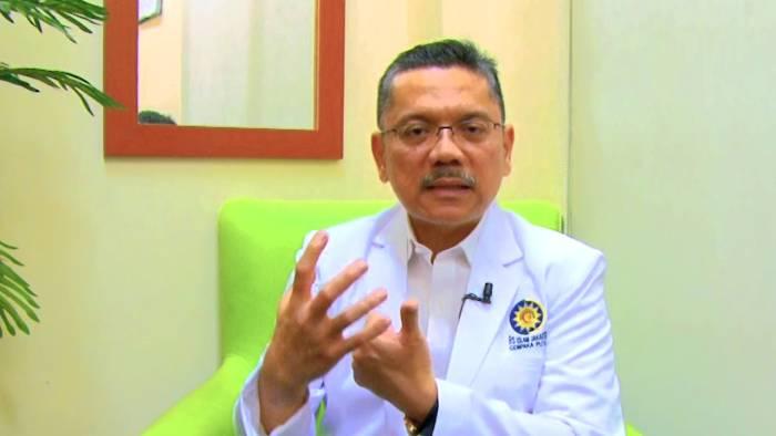 Prof. Dr.dr. Ari Fahrial Syam
