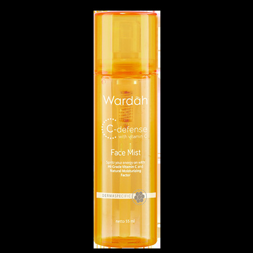 Wardah C-Defense Face Mist