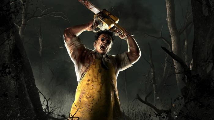 Leatherface di Dead by Daylight