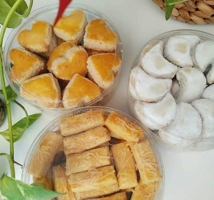 tradisi kue lebaran di Indonesia