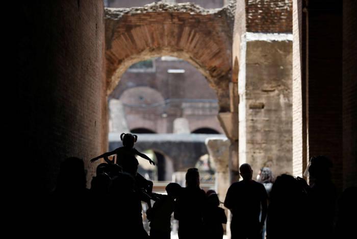 Colosseum, Roma, Wisata Colosseum, Italia, Covid-19, Virus Corona, Wisata Colosseum kembali dibuka