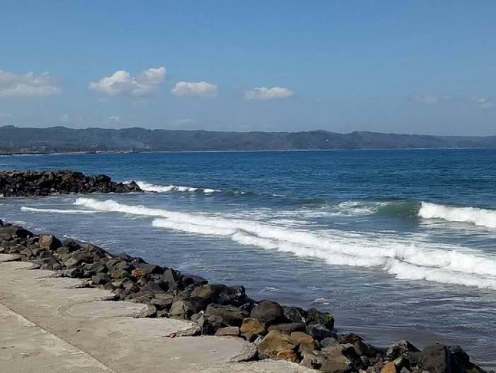 tempat wisata Pantai Timur Pangandaran Jawa Barat