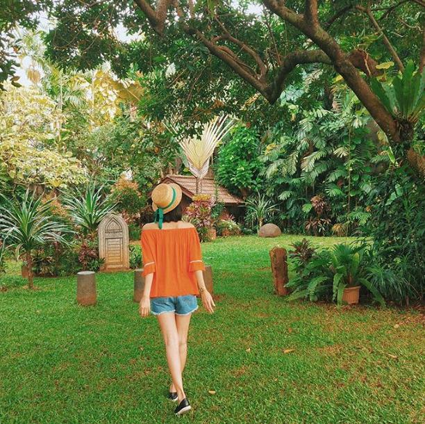 Tempat wisata alam Museum Tengah Kebun Jakarta