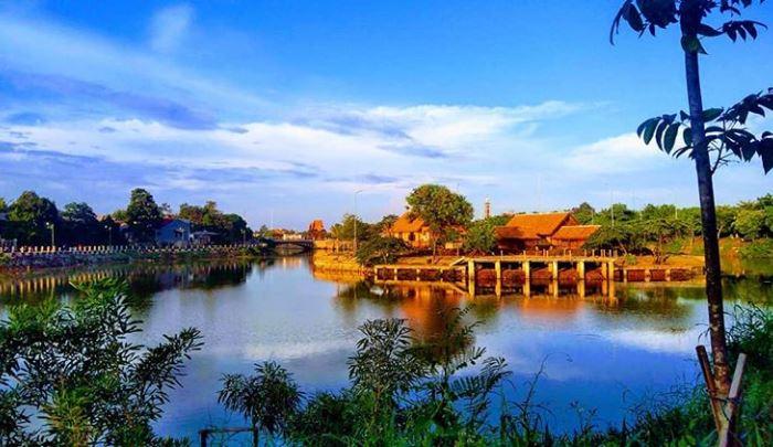 tempat wisata alam Jakarta Setu Babakan