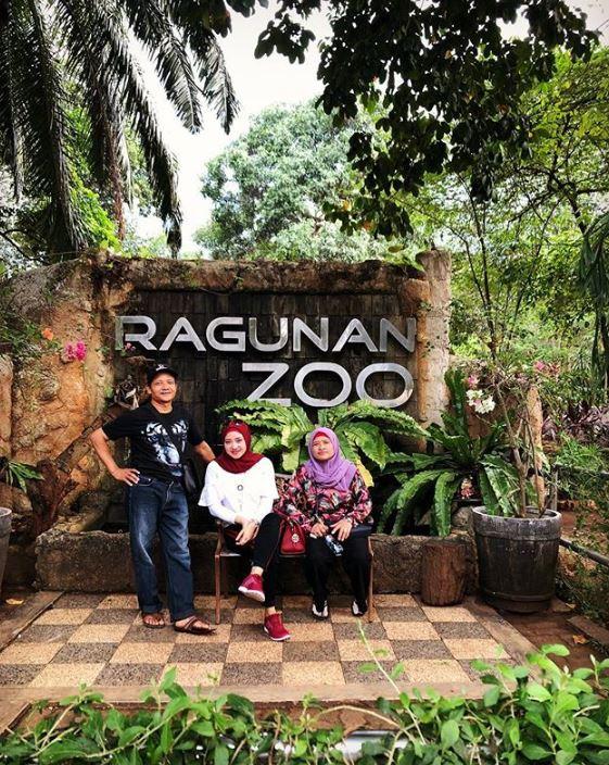 tempat wisata alam murah di Jakarta Kebun Binatang Ragunan