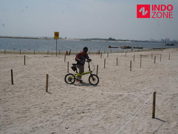 Ancol, Taman Impian Jaya Ancol, Ancol kembali dibuka, wisata ancol, pantai, pantai ancol, dufan, Pantai, Allianz Ecopark, Pasar Seni, Dunia Fantasi (Dufan), Ocean Dream Samudra, Sea World Ancol