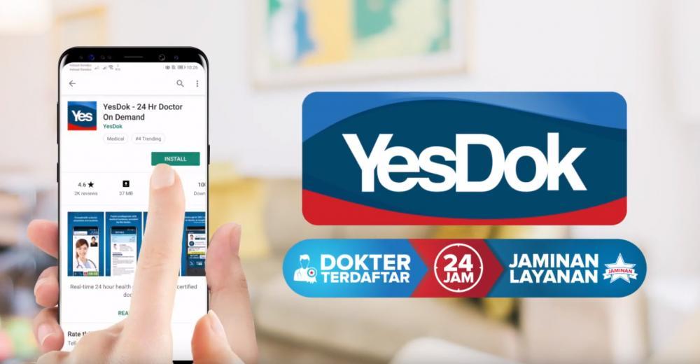 Aplikasi kesehatan online terbaik di Indonesia