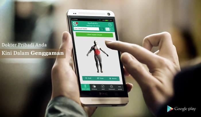Aplikasi konsultasi kesehatan daring gratis di Indonesia