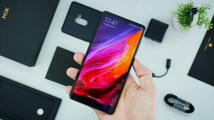 Smartphone Xiaomi Mi Mix 2