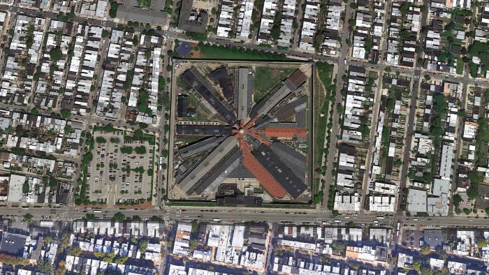 Penjara paling horor Eastern State Penitentiary (ESP)