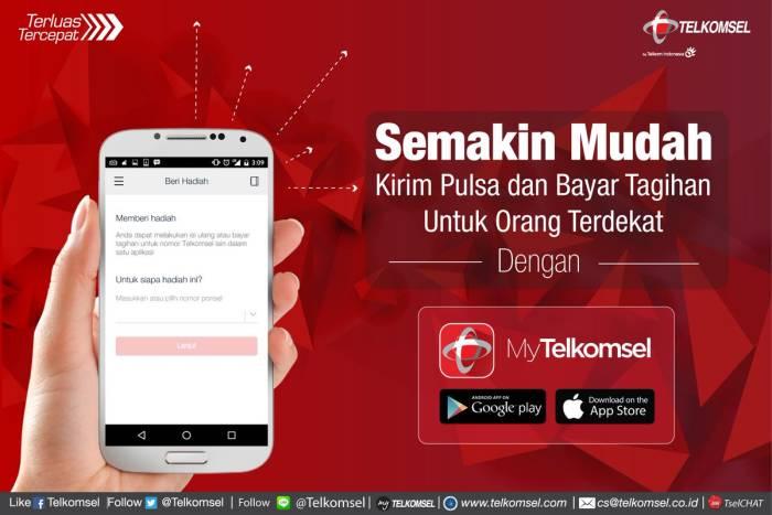cara cek nomor Telkomsel dengan Aplikasi MyTelkomsel