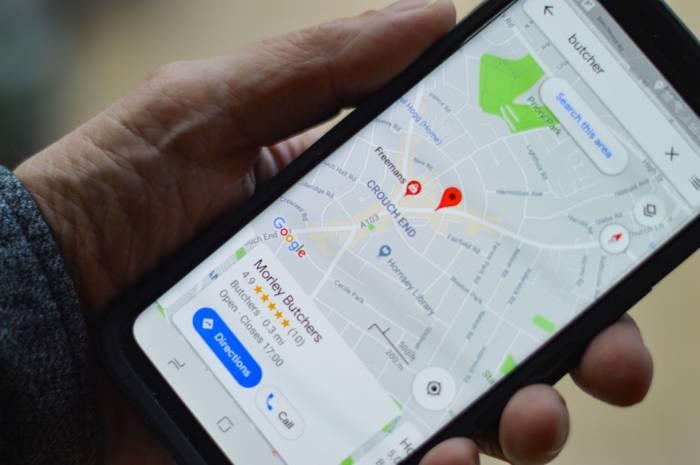 cara melacak HP Android hilang dari Google Maps