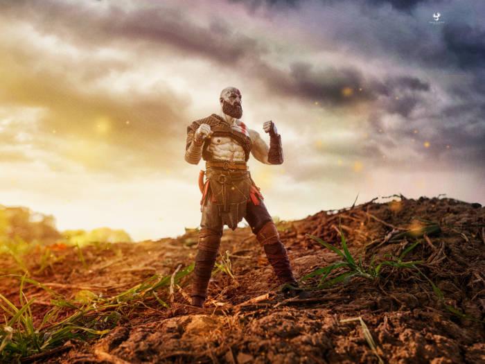 Ilustrasi Kratos