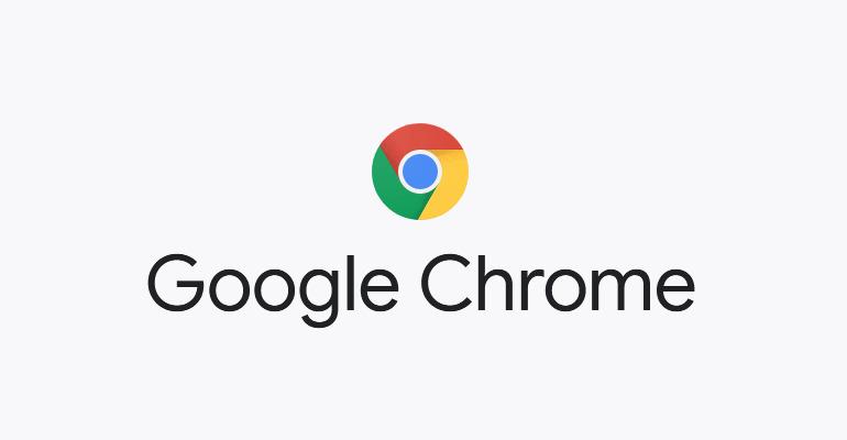 Logo peramban web Google Chrome