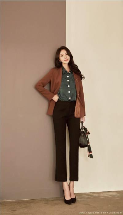 fashion untuk ke kantor