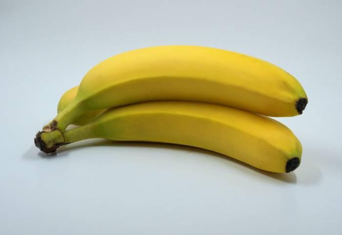makanan sehat kaya serat tinggi untuk melancarkan pencernaan pisang