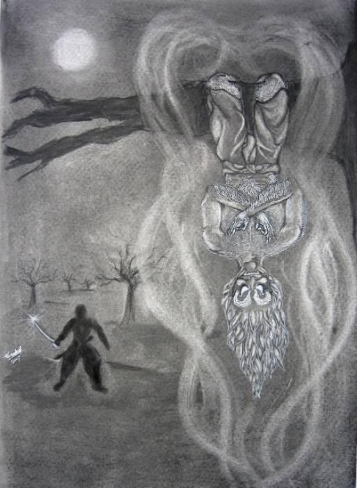 Vetala dalam mitolgoi HIndu.