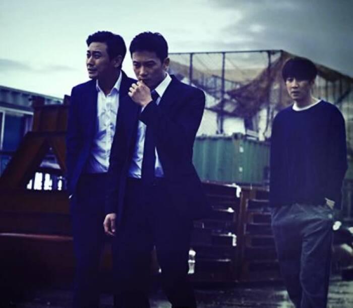 Confession (2014). (CJ Entertainment)