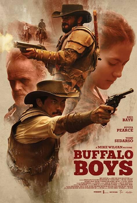 Buffalo Boys (2018).  (Screenplay Films)